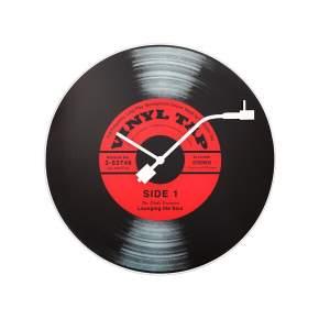 Zegar ścienny NeXtime Vinyl Tap Ø 43 cm