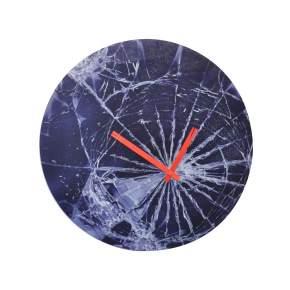 Zegar ścienny NeXtime Crash Ø 43 cm