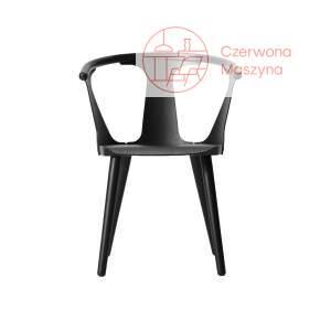 Krzesło &tradition In Between SK1, czarne