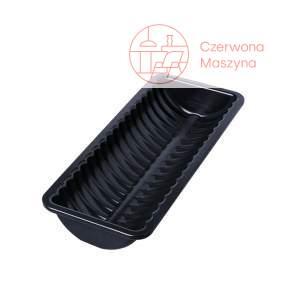 Keksówka karbowana Birkmann, 30 cm, czarna