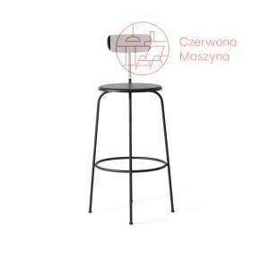 Krzesło barowe Menu Afteroom 102 cm, czarne