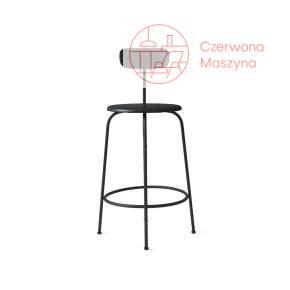 Krzesło barowe Menu Afteroom 92 cm, czarne