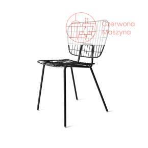 Krzesło Menu String czarne