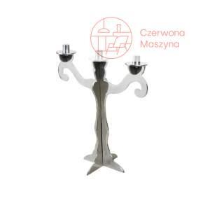 Świecznik Monster 3 aluminium - 2