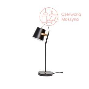 Lampa na biurko Hübsch IO, czarna