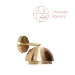 Kinkiet żelazny Hübsch Ozge, złoty