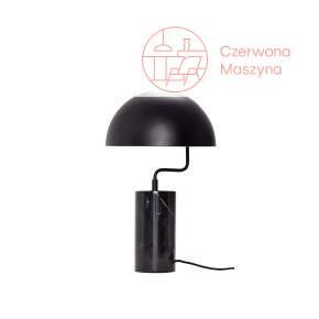 Lampa stołowa Hübsch ENO, czarna