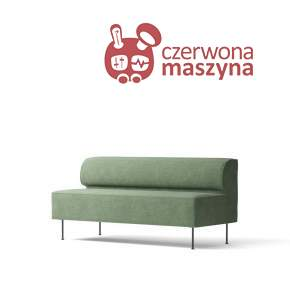 Sofa dwuosobowa Menu Eave Dining JAB Hot Madison, 165 cm