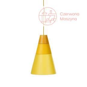Lampa wisząca Grupa Ili Ili Coney Cone, żółta