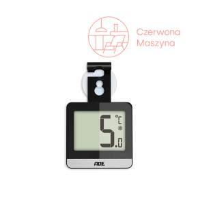 Termometr do lodówki / zamrażalnika ADE