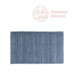 Dywanik łazienkowy Aquanova Adagio 60 x 100 cm, stone blue