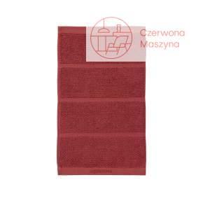 Ręcznik Aquanova Adagio 30 x 50 cm, bordowy