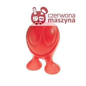 Dozownik do cukru A di Alessi Gino Zucchino, czerwony