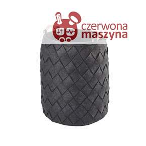 Kosz na pranie 75 l Aquanova Amy dark grey