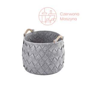 Pojemnik uniwersalny 33 l Aquanova Amy silver grey
