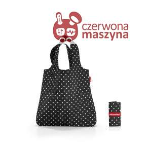 Torba na zakupy Reisenthel Mini Maxi Shopper 15 l mixed dots