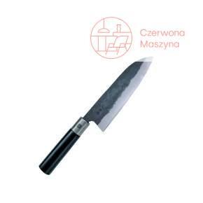 Nóż Santoku Chroma Haiku Kurouchi
