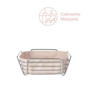 Koszyk na pieczywo Blomus Delara 25 cm, rose dust
