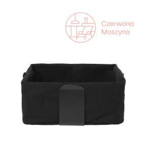 Koszyk na pieczywo Blomus Desa, 26 cm, czarny