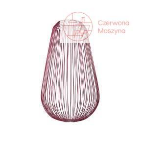 Wazon Serax 125 cm, czerwony