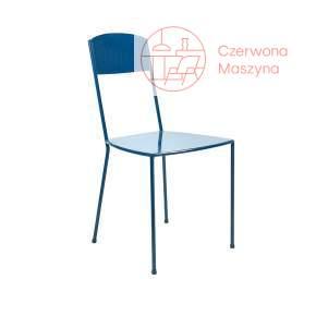 Krzesło Serax Adriana, niebieskie