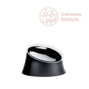 Miska dla psa A di Alessi Wowl 21 cm, czarna