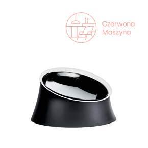 Miska dla psa A di Alessi Wowl 28 cm, czarna