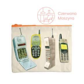 Saszetka/kosmetyczka Blue Q Cell Phone