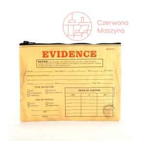 Saszetka/kosmetyczka Blue Q Evidence