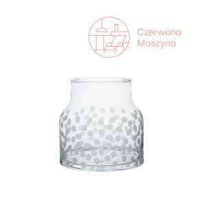 Wazon szklany Raeder, kropki