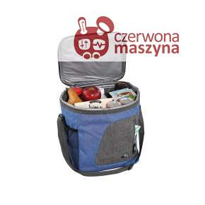 Torba termiczna piknikowa Cilio Cortina 13 l, niebieska