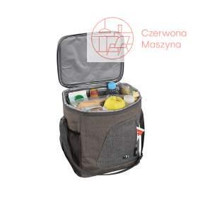 Torba termiczna piknikowa Cilio Cortina 13 l, brązowa