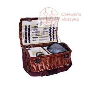 Kosz piknikowy z wyposażeniem dla 4 osób Cilio Laveno