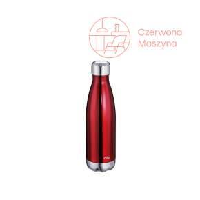 Butelka termiczna Cilio 0,5 l, czerwona