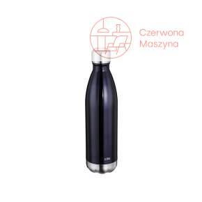 Butelka termiczna Cilio 0,75 l, czarna