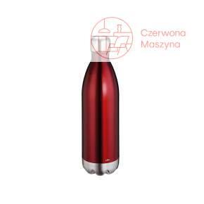 Butelka termiczna Cilio 1 l, czerwona