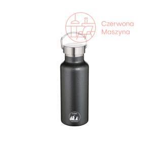 Butelka termiczna Cilio Grigio 0,5 l, szara