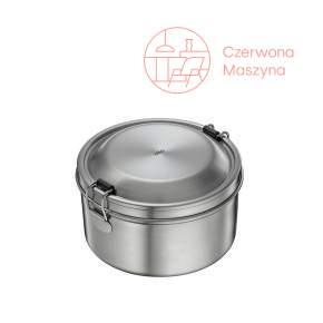 Pojemnik stalowy z wkładem do separacji Cilio Monte, metaliczny