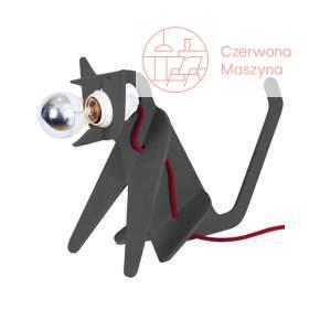 Lampa Eno Studio Get Out Cat czarna