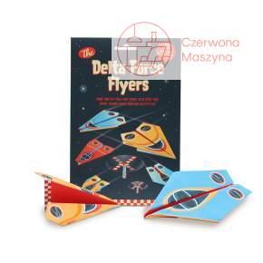 22 Samoloty papierowe Clockwork Soldier Delta Force