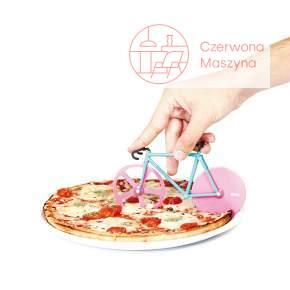 Nóż do pizzy rower Doiy Fixie Watermelon