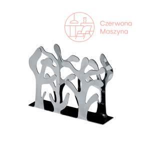 Serwetnik Alessi Mediterraneo 12 cm, srebrny