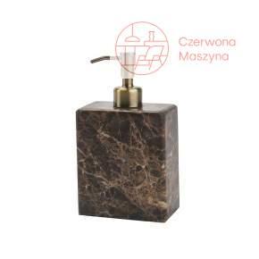 Dozownik do mydła Aquanova Hammam Medium, brown