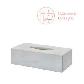 Pojemnik na chusteczki higieniczne Aquanova Hammam, white