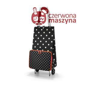 Wózek na zakupy Reisenthel Shopping FoldableTrolley mixed dots