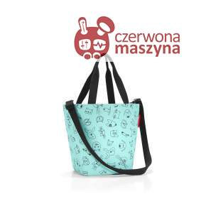 Torba Reisenthel Shopper XS kids 4 l, mint