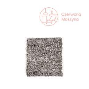 Dywanik łazienkowy Aquanova Kemen 60 x 60 cm, srebrny