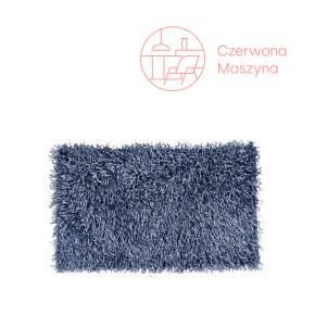 Dywanik łazienkowy Aquanova Kemen 60 x 100 cm, denim