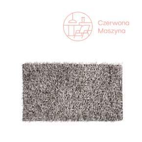 Dywanik łazienkowy Aquanova Kemen 60 x 100 cm, srebrny
