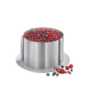 Obręcz do ciast z regulacją Küchenprofi Pâtissier Ø 16-30 cm h 14,5 cm